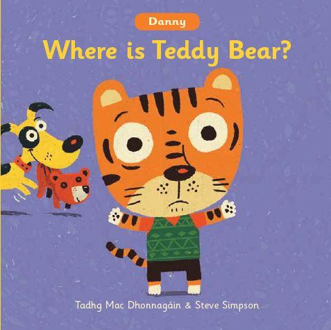 Danny Where is Teddy Bear