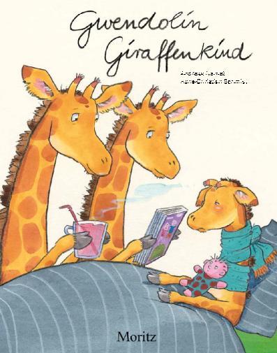 Little Giraffe Gwendolin
