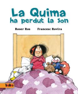 Quima has lost her sleep CATALAN