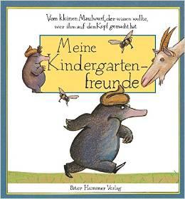 Maulwurf Kindergartenfreunde