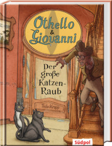 Othello & Giovanni – The Great Cat Robbery