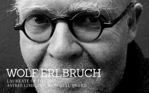 Wolf Erlbruch – 2017 Astrid Lindgren Memorial Award laureate