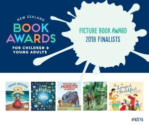 Picture Book Award – 2018 Finalists