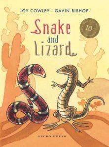 Snake & Lizard
